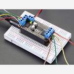DC Motor + Stepper FeatherWing Add-on For All Feather Boards Australia