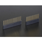 Feather Stacking Headers - 12-pin and 16-pin female headers Australia