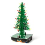 LED Christmas Tree - Learn To Solder Kit Australia
