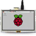 5 inch LCD HDMI Touch Screen Display for Raspberry Pi 3 Australia