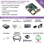 Little Bird Raspberry Pi 3 Complete Starter Kit Australia