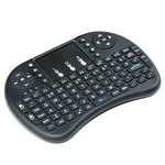 Wireless Media Centre Keyboard with Touchpad Australia