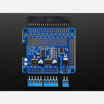 Adafruit DC & Stepper Motor HAT for Raspberry Pi - Mini Kit Australia