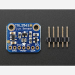 Adafruit TSL2561 Digital Luminosity/Lux/Light Sensor Breakout Australia