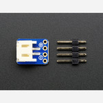 JST-PH 2-Pin SMT Right Angle Breakout Board Australia