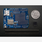 Adafruit CC3000 WiFi Shield with uFL Connector for Ext Antenna Australia