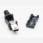 USB DIY Connector Shell - Type Mini-B Plug Australia