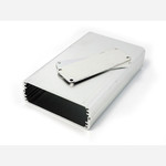 Aluminium Case for small projects - 113*70*25 (mm) Australia
