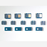 SMT Breakout PCB Set For SOT-23, SOT-89, SOT-223 and TO252 Australia