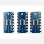 SMT Breakout PCB for SOIC-28 or TSSOP-28 - 3 Pack! Australia