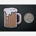 Brewing - Skill badge, iron-on patch Australia