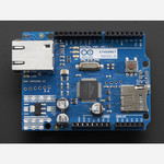 Arduino Ethernet shield R3 with micro SD connector - Assembled Australia