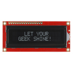 Basic 16x2 Character LCD - White on Black 5V Australia