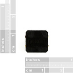 Momentary Pushbutton Switch - 12mm Square Australia