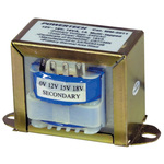 12V - 18V, 18VA, 1A Multi-Tapped - Type 2154 Transformer Australia