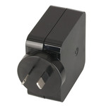 Dual USB Mains Power Adaptor - 2 x 2.1A Australia