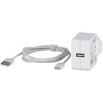 2.4A Wall Charger with Lightning Lead to suit iPhone, iPad, iPod Australia