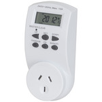 Mains Timer with LCD Display Australia