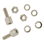 NUT SET LOCKING (D CONNECT) L13MM PK2 Australia