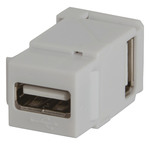 Right Angle USB 2.0 Socket Keystone Insert Australia