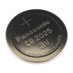 Coin Cell Battery - 20mm (CR2025) Australia