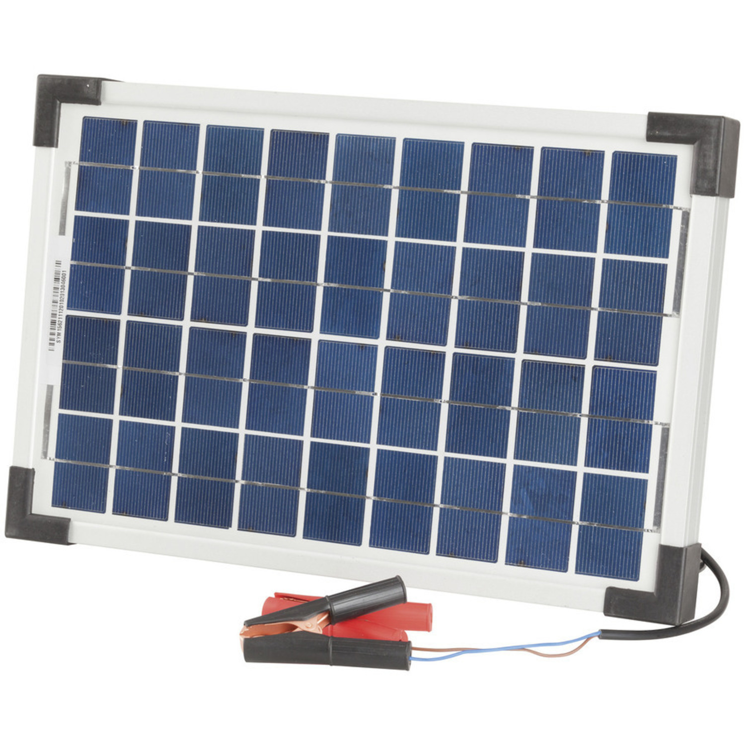 Simple 12v Aa Battery Solar Charger Circuit