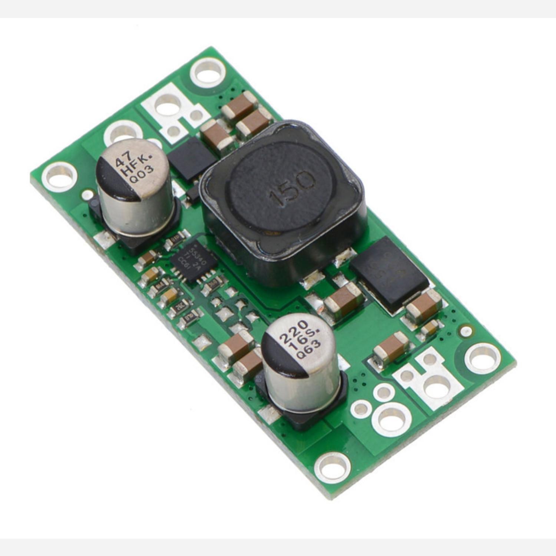 Pololu 6v Step Up Down Voltage Regulator S18v20f6 Australia Switching On 5v Schematic
