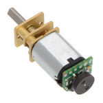 Magnetic Encoder Pair Kit for Micro Metal Gearmotors, 12 CPR, 2.7-18V (HPCB compatible) Australia