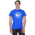 Pololu Zumo T-Shirt: Royal Blue, Youth L Australia