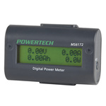 Digital DC Power Meter to suit 50mV External Shunt Australia