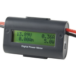Digital DC Power Meter with Internal Shunt Australia
