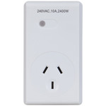 Remote Controlled 3 Outlet Mains Controller Australia