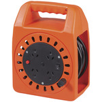 4 Way Round Cable Reel With 15m Extension Cord Australia