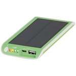 4000mAh Solar Rechargeable Power Bank Australia
