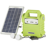 Solar Power Pack with LED Lights Australia