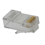 RJ45 Modular Plugs for Stranded and Solid Cat 6 Cable Pk10 Australia