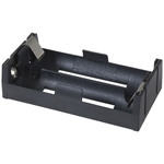 2 X 18650 Side by Side Battery Holder with 150mm lead Australia