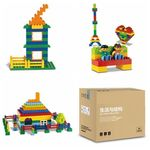 Stem Bird Blocks - Starter Set 440 blocks Australia