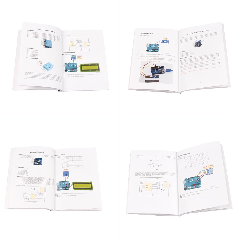 SunFounder Ultimate Sensor Kit
