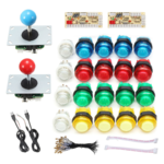 2 Player DIY Arcade Joystick Kit Australia